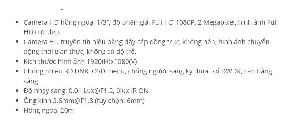 DS-2CE56D1T-IR (HD-TVI 2M)