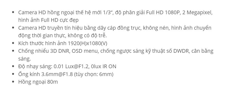 HDS-1885TVI-IR5 (HD-TVI 2M)