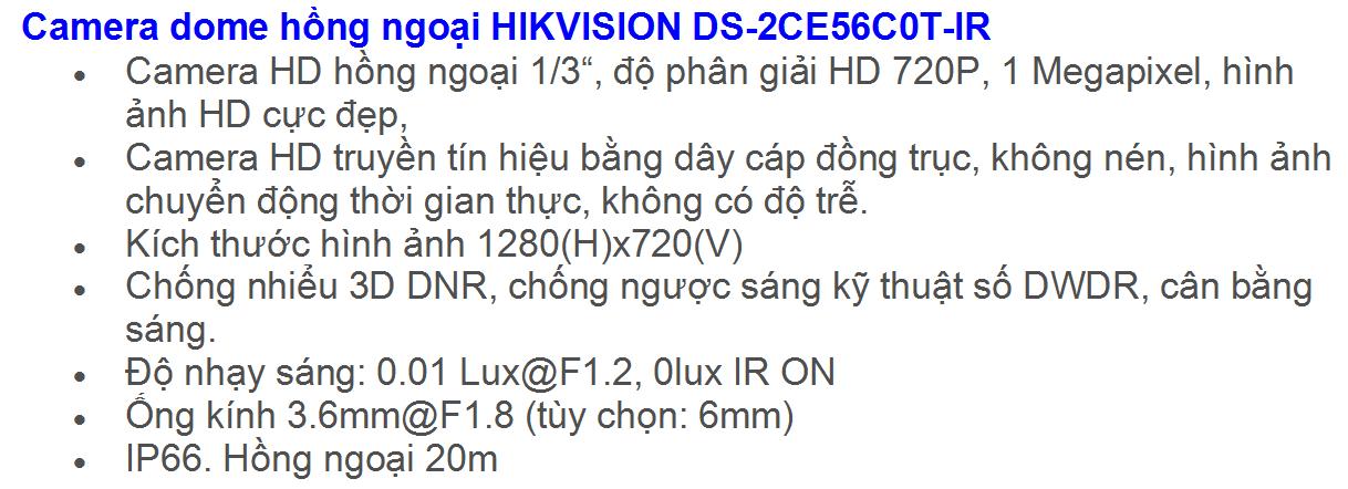 DS-2CE56C0T-IR