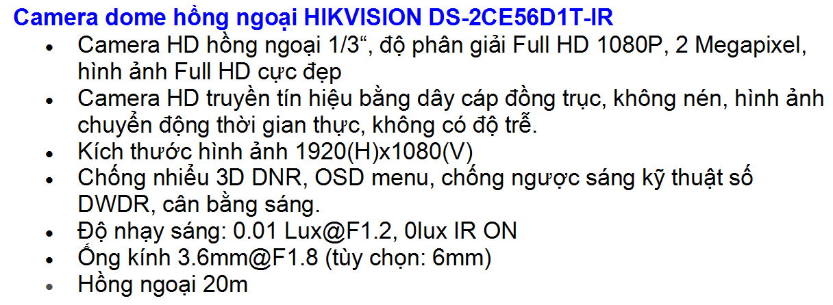 DS-2CE56D1T-IR