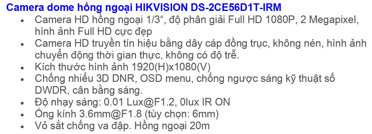 DS-2CE56D1T-IRM