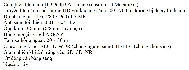 Eco-1203AHD
