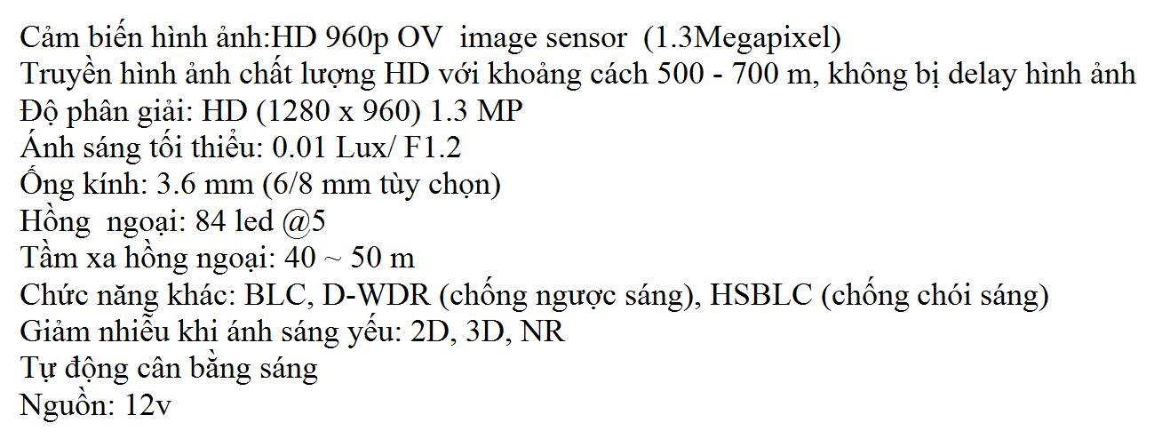 Eco-2112AHD 1