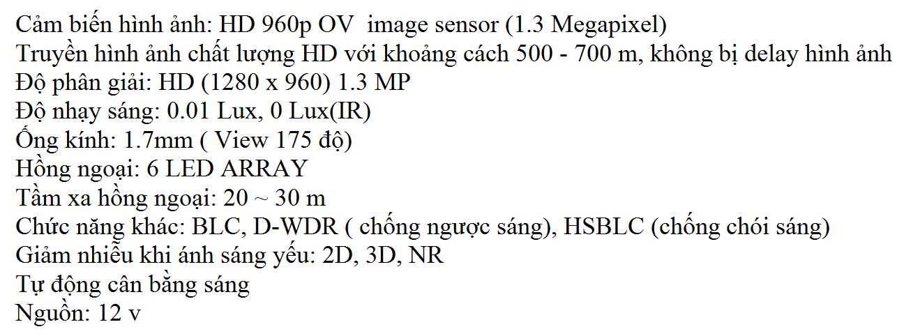 QN - 4172AHD 1