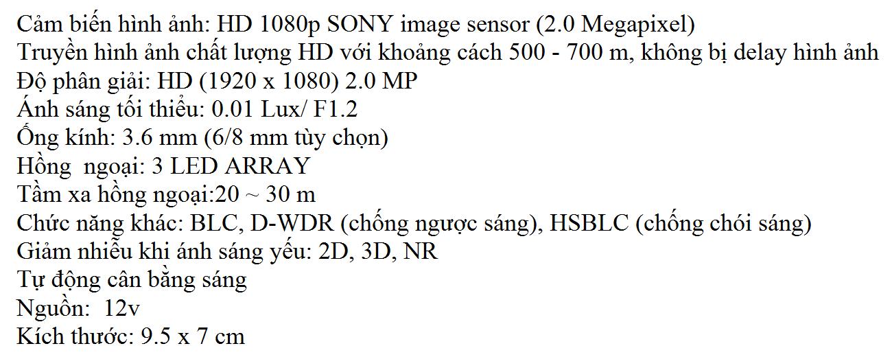 QTX-4163AHD