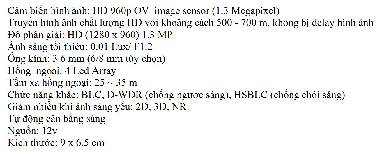 QTX-4192AHD 1