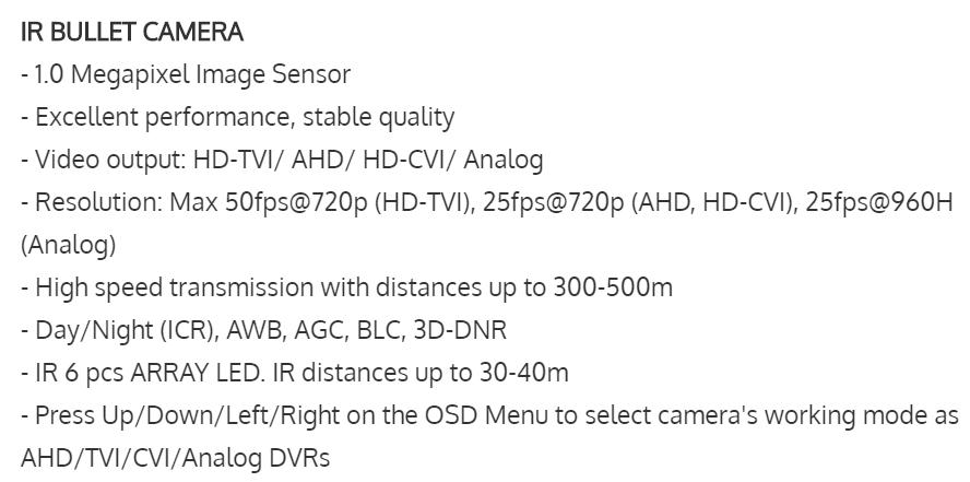 VP-401HDI
