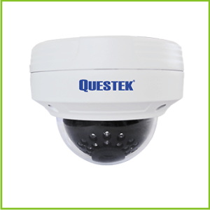 Camera Ip Dome Mini Questek Win-6002Rip-Win-6002RIP