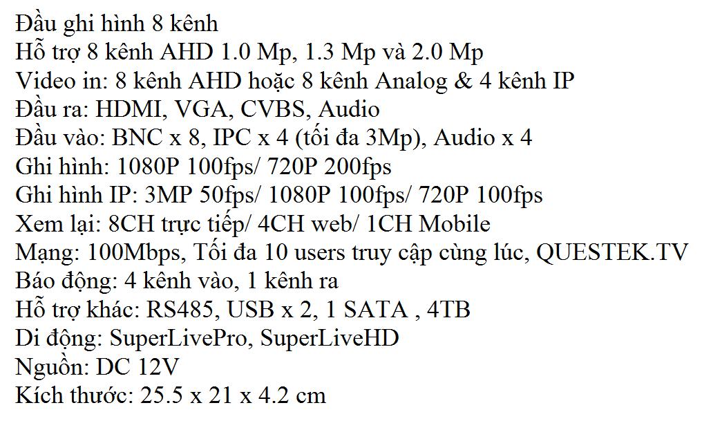 Win-8408AHD 2.0 1