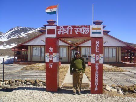 Ấn Độ lắp đặt camera quan sát trên biên giới giám sát Trung Quốc