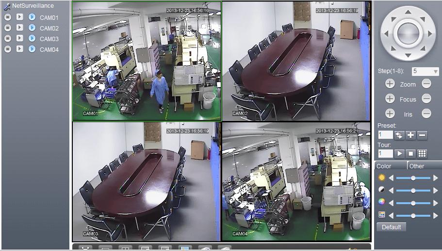 Lắp đặt camera quan sát tại Bình Phước