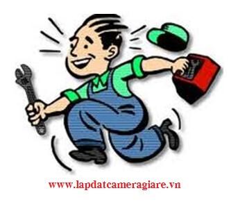 Sửa chữa camera quan sát tại nhà ở tphcm