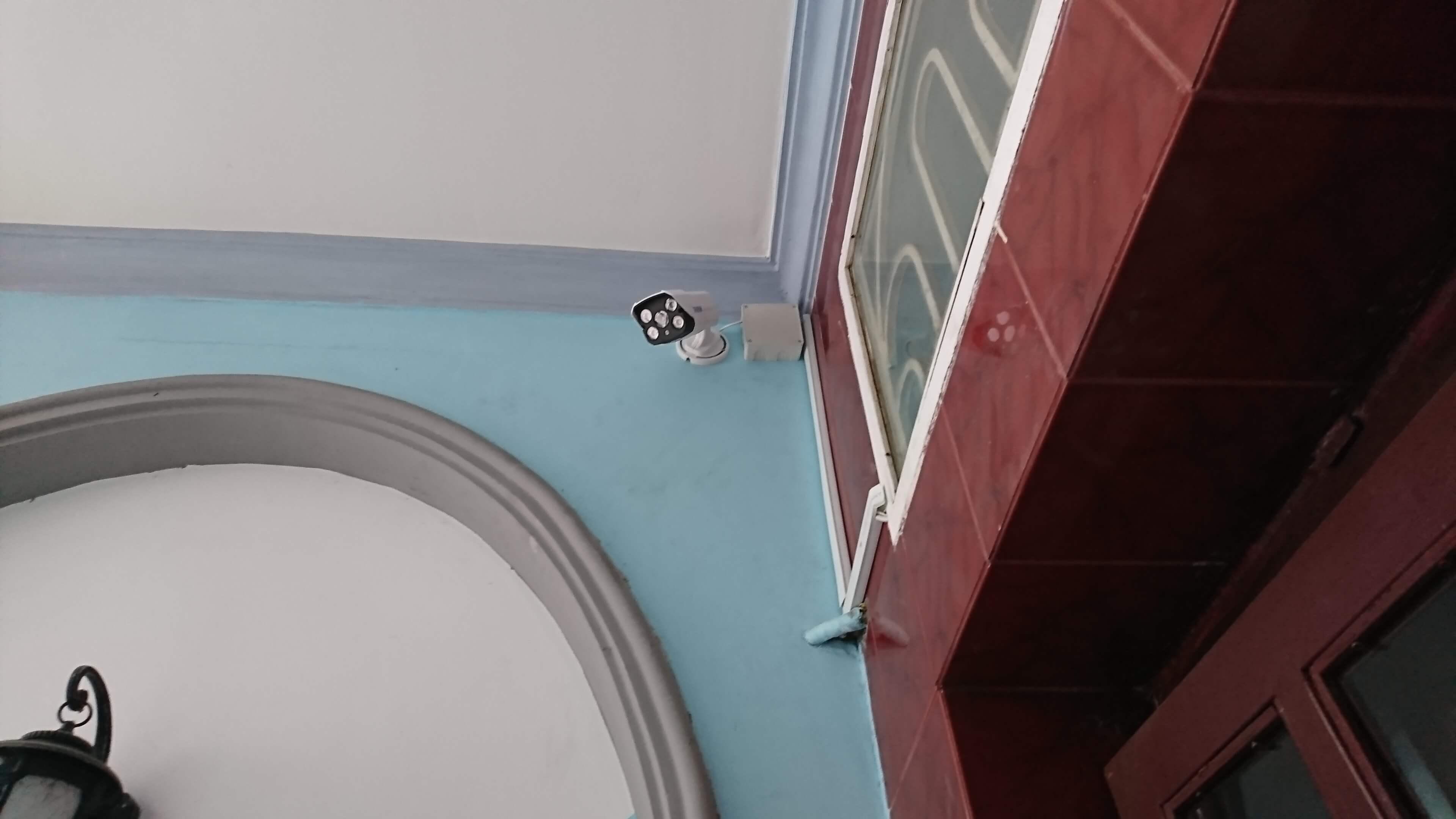 Lắp camera iview 1.3MP ở quận Tân Bình