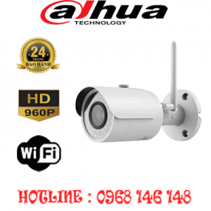 TRỌN BỘ 1 CAMERA WIFI 1.3MP DAHUA DH-IPC-HFW1120SP-W-IPC-HFW1120SP-W