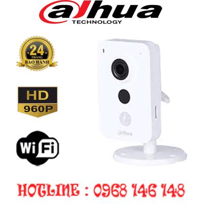 Lắp Đặt Trọn Bộ 1 Camera Wifi 1.3Mp Dahua Dh-Ipc-K15P-IPC-K15P