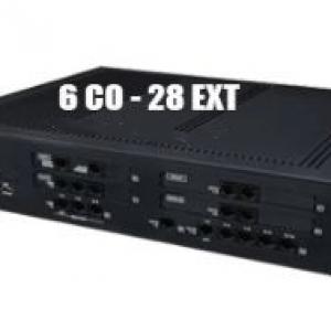 Tổng đài điện thoại IP Panasonic KX-NS300 (6 trung kế 28 nhánh)-KX-NS300-6-28-2