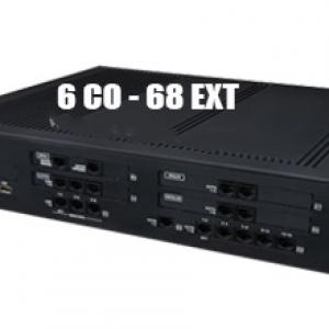 Tổng Đài Điện Thoại Ip Panasonic Kx-Ns300 (6 Trung Kế 68 Nhánh)-KX-NS300-6-68-2