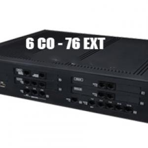 Tổng đài điện thoại IP Panasonic KX-NS300 (6 trung kế 76 nhánh)-KX-NS300-6-76-2
