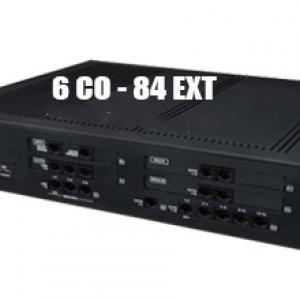 Tổng Đài Điện Thoại Ip Panasonic Kx-Ns300 (6 Trung Kế 84 Nhánh)-KX-NS300-6-84-2