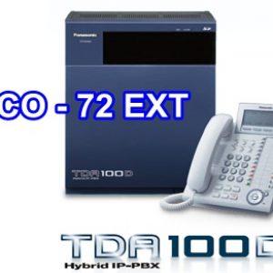 Tổng đài PANASONIC KX-TDA100D-16-72-Panasonic-KX-TDA100D-16-72
