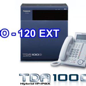Tổng Đài Panasonic Kx-Tda100D-8-120-Panasonic-KX-TDA100D-8-120