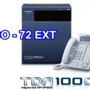Tổng Đài Panasonic Kx-Tda100D-8-72-Panasonic-KX-TDA100D-8-72