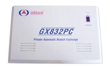 Tổng Đài Adsun Gx832Pc 8 Trung Kế 32 Nhánh-GX832PC-8-32-2