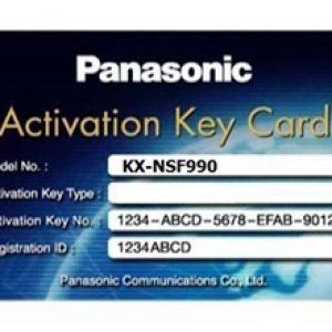 Activation Key Kích Hoạt Tính Năng Tvm Kx-Nsf990-KX-NSF990-1