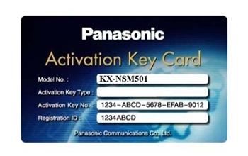 Activation key mở rộng tổng đài PANASONIC KX-NSM501-KX-NSM501-1