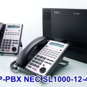 Tổng Đài Điện Thoại Ip-Pbx Nec Sl1000-12-40-NEC-IP-PBX SL1000-12-40