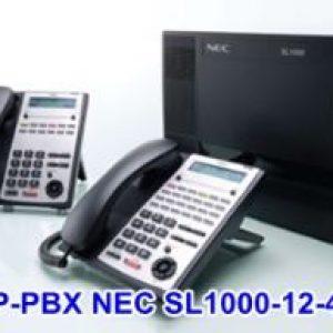 Tổng Đài Điện Thoại Ip-Pbx Nec Sl1000-12-48-NEC-IP-PBX SL1000-12-48