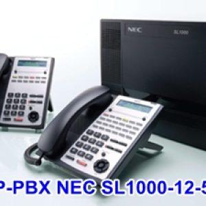 Tổng Đài Điện Thoại Ip-Pbx Nec Sl1000-12-56-NEC-IP-PBX SL1000-12-56