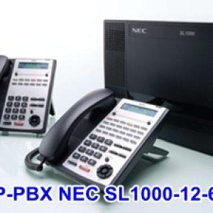 Tổng Đài Điện Thoại Ip-Pbx Nec Sl1000-12-64-NEC-IP-PBX SL1000-12-64