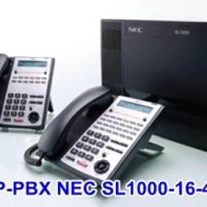 Tổng Đài Điện Thoại Ip-Pbx Nec Sl1000-16-40-NEC-IP-PBX SL1000-16-40