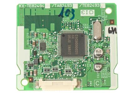 Card tổng đài PANASONIC KX-TE82494-card-hien-thi-so-tong-dai-KX-TE82494-gia-re