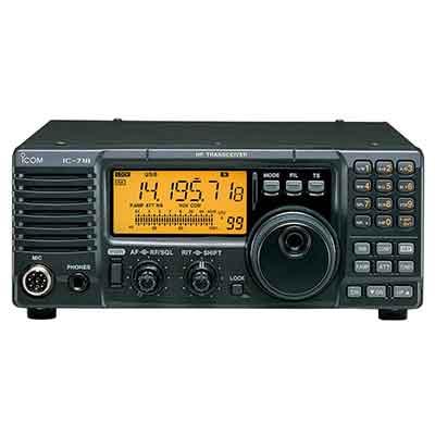 Máy Bộ Đàm Thu Phát Mf/hf Icom Ic-M718-may-bo-dam-thu-phat-mf-hf-icom-ic-m718-1