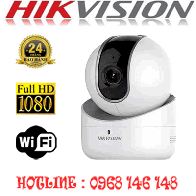TRỌN BỘ 1 CAMERA  2.0MP HIKVISION DS-2CV2Q21FD-IW-DS-2CV2Q21FD-IW