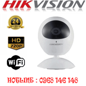 TRỌN BỘ 1 CAMERA WIFI 1.0MP HIKVISION DS-2CV2U01EFD-IW-DS-2CV2U01EFD-IW