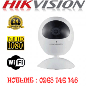 TRỌN BỘ 1CAMERA WIFI 2.0MP HIKVISION DS-2CV2U21FD-IW-DS-2CV2U21FD-IW