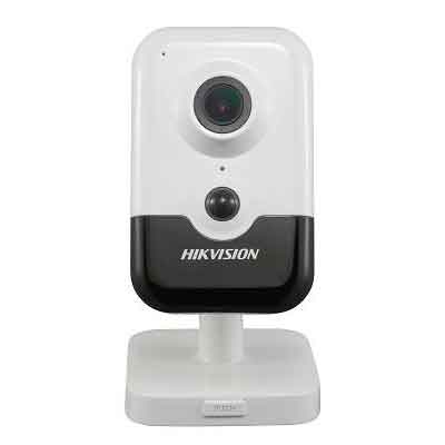 Camera Ip Cube 4Mp Hikvision Ds-2Cd2443G0-Iw-DS-2CD2443G0-IW-1 - HIK