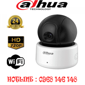 TRỌN BỘ 1 CAMERA WIFI 1.0MP DAHUA DH-IPC-A12P-IPC-A12P