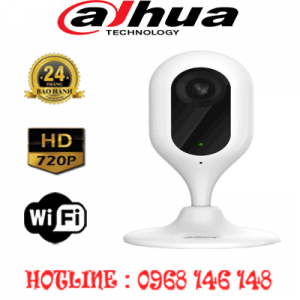 TRỌN BỘ 1 CAMERA WIFI 1.0MP DAHUA DH-IPC-C12P-IPC-C12P