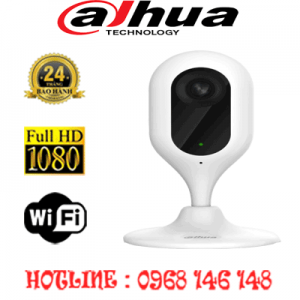 TRỌN BỘ 1 CAMERA WIFI 2.0MP DAHUA DH-IPC-C22P-IPC-C22P