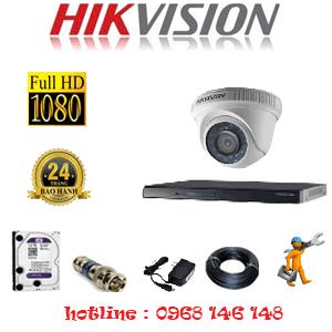 Lắp Đặt Trọn Bộ 1 Camera Hikvision 2.0Mp Lite (Hik-21300)-HIK-21300