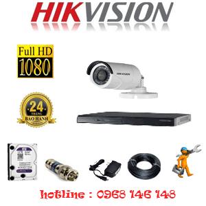 Lắp Đặt Trọn Bộ 1 Camera Hikvision 2.0Mp Lite (Hik-21400)-HIK-21400