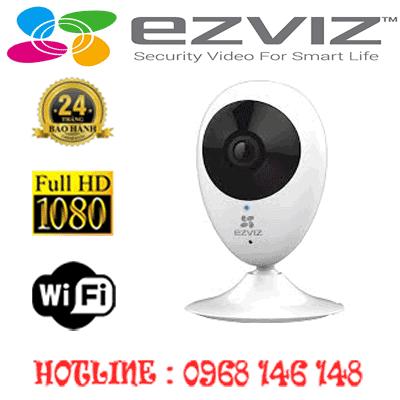Lắp Đặt Trọn Bộ 1 Camera Wifi Ezviz 2.0Mp Ezviz Cs-Cv200-A0-52Wfr-CS-CV200-A0-52WFR