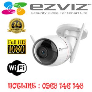 TRỌN BỘ 1 CAMERA WIFI EZVIZ 2.0MP  CS-CV310-A0-1B2WFR 1080P-CS-CV310-A0-1B2WFR
