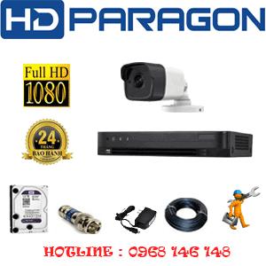 TRỌN BỘ 1 CAMERA HDPARAGON 2.0MP (PRG-211000)-PRG-211000