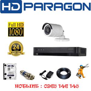 TRỌN BỘ 1 CAMERA HDPARAGON 2.0MP (PRG-21400F)-PRG-21400F