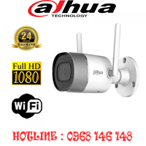 TRỌN BỘ 1 CAMERA WIFI 2.0MP DAHUA IPC-G26P-IPC-G26P